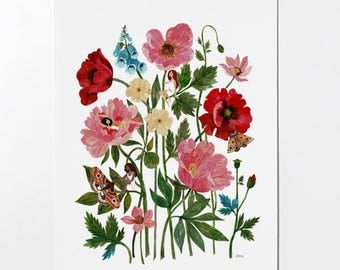 18 x 24 PLANT LADIES poster