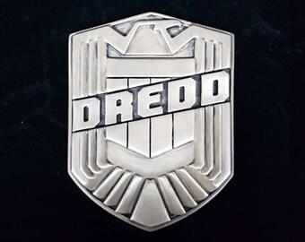 Judge Dredd  Resin Badge