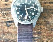 1965 U.S. Military Watch, Vietnam Era Watch