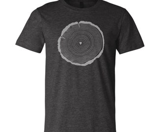 Tree Hugger, Trees, Outdoor Lifestyle, unisex, mens shirt, Color Choices