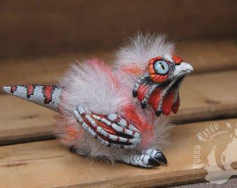 PREORDER - Grey-banded Cockatrice Chick