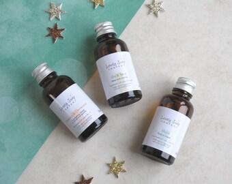 Cocktail Bath Oils Gift Set - Pamper Gift Set - Bath Gift Set - Gin Gift - Gift for Mum - Best Friend Birthday Gift - Spa Bath Gift - Vegan