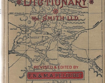 Smith's Bible Dictionary - 1884