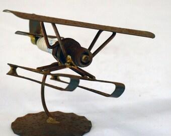 Metal Craft Airplane