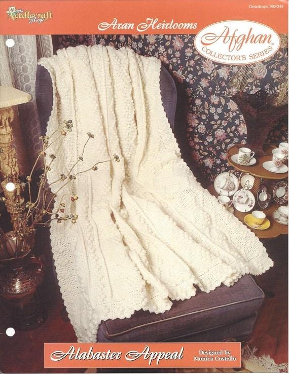 Alabaster Sheet Pattern : Alabaster appeal crochet afghan blanket pattern home