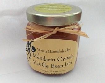 Mandarin Orange Vanilla Bean Jam
