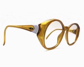 Vintage Christian Dior 2103 eyeglasses | 80s Fashion| Optyl frame CD