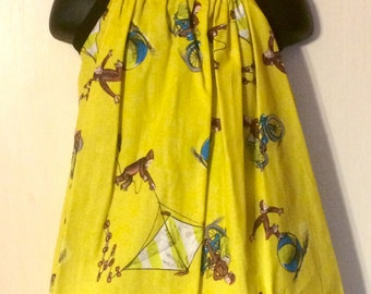 Curious George Sundress (Multiple Sizes Available)