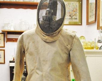 Vintage 1920's French Fencing Uniform