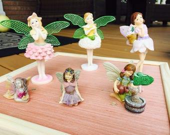 Fairy Only, Add a Fairy, Fairy, Fairy Garden, Fairy Garden Kit, Fairy Party Favor