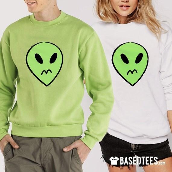 Alien Boxers sweatshirt