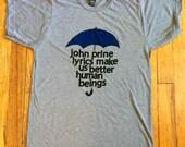 JOHN PRINE SHIRT / john p...