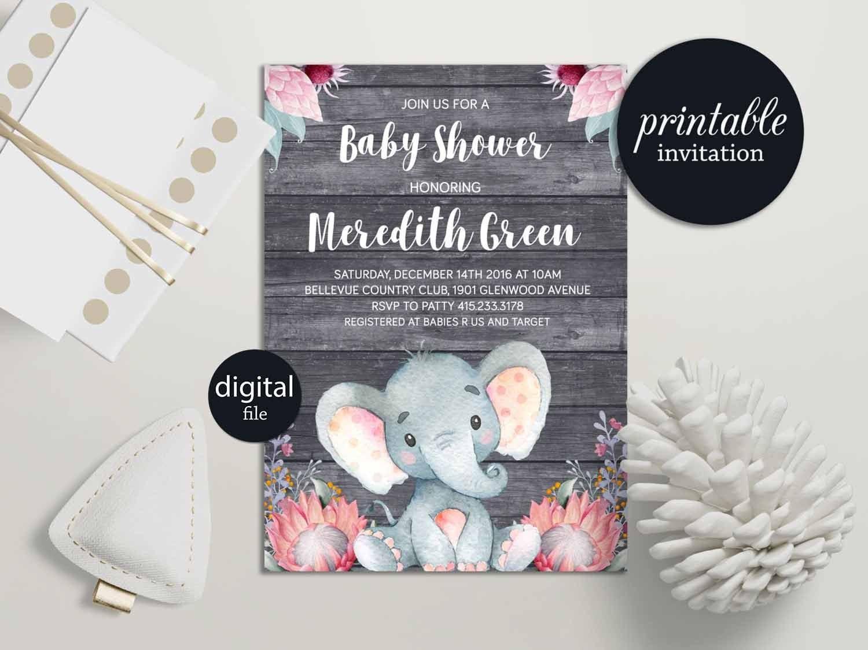 E Invite Baby Shower was perfect invitation layout