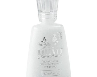 Tonic FRESH SNOWFALL Nuvo Glitter Accents 948N