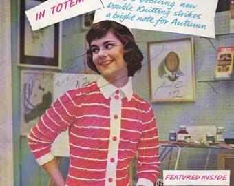 Stitchcraft Magazine September 1958,
