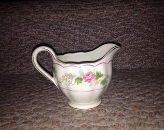 Creampetal Swansea Rose Creamer