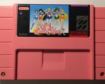 Pretty Soldier Sailor Moon R - PINK Cart