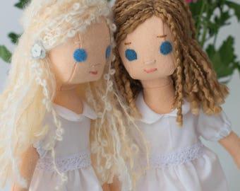 Flower Girl Wedding Doll