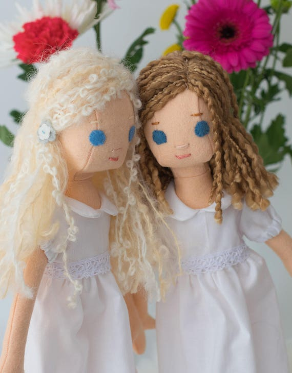 Flower Girl Wedding Doll