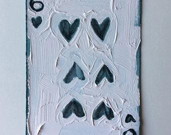 6 of Hearts