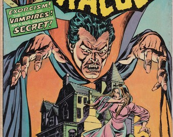 Tomb of Dracula #23 - August 1974 - Marvel Comics - Grade VG