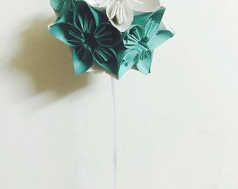Large Origami Flower Ball