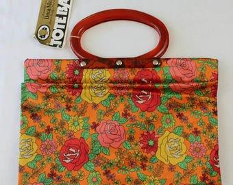 Dora May NOS Vintage Tote Bag