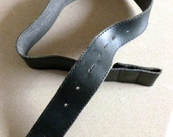 LEATHER BELT (without buckle)
