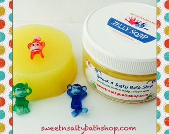 Monkey Farts Smelly Jelly Soap/More Scents to Choose From!!