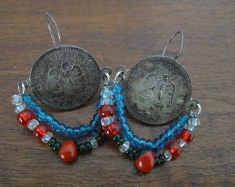 Traditional Mexican Earrings -- 197