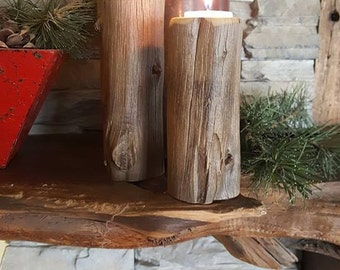 Blueberry Juniper Candle Holders