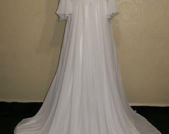Celtic wedding dress etsy for Celtic wedding dresses for sale