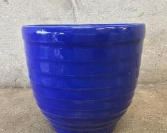 Rare Bauer Pottery Jardiniere (96AQ83)
