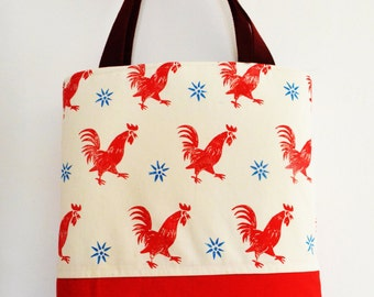 Tote bag gallos