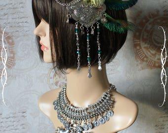 Tribal Fusion headdress