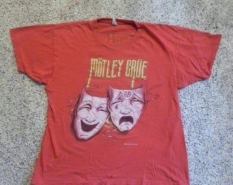 Vintage Motley Crue T-shirt!