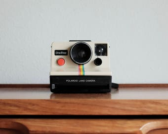 Polaroid SX-70 One Step Camera / Tested and Working