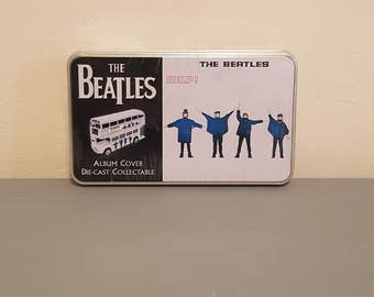 The beatles album cover die cast collectibles