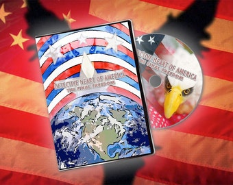 Detective Heart of America: The Final Freedom DVD (Signed)