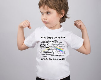 Pink Floyd Shirt Band Kids Shirt Band Baby Girls Shirt Inspirational Toddlers Shirt Cool Toddlers Shirt Cool Boys Shirt Cool Boy PA1125
