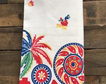 Spanish  tea towel | kitchen