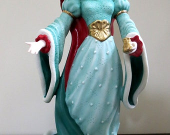 Lenox Christmas Princess Christina 1995 Porcelain Figurine Limited Edition