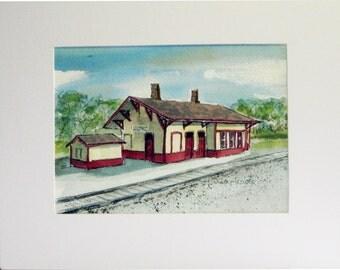 Brookfield Train Station