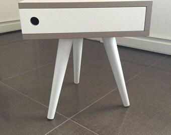 Coffee Table Home Furniture One-Eye Grey
