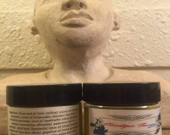 The Best All Natural After Shave Balm