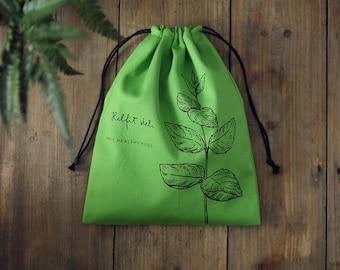 custom drawstring bag,reusable produce bags,large canvas drawstring bag,personalized logo,food packaging bag,toy packaging,shoe bag,green