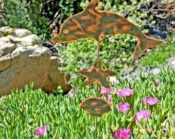 Copper Garden Art