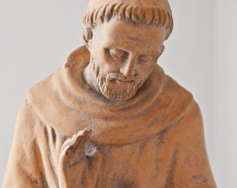 Saint Francis Statue / Made in Italy