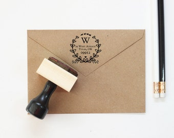 Wedding Gift Shipping Etiquette : ... Stamp,Wedding Address Stamp, Personalised Stamp,Self-Ink Address Stamp