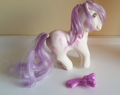FREE SHIPPING Vintage My Little Pony Scoops and accessory